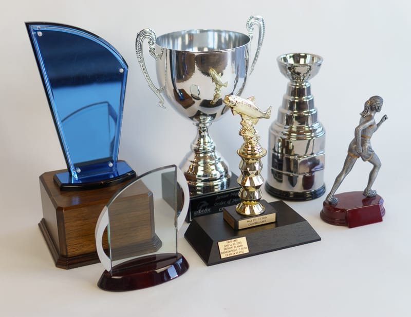 A Concise History of Awards and Trophies